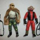 "STAR WARS ""HEROES of ENDOR"" Action Figure Lot of 2"