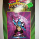 POWER RANGERS 1993 3 INCH BLACK RANGER Figure