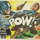 "TOPPS 1966 BATMAN #15 ""BATMAN IN ACTION"" Trading Card"