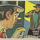 "TOPPS 1966 BATMAN #22 ""DOUBLE-CROSS"" Trading Card"