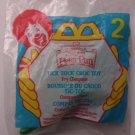 McDonalds Happy Meal Peter Pan Tick Tock Crock Toy*