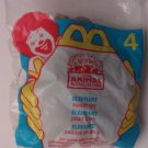 McDonalds Happy Meal Disney Animal Kingdom Elephant toy*