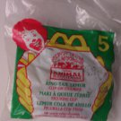 McDonalds Happy Meal Disney's Animal Kingdom Ring Tail Lemur toy*