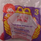 McDonalds Happy Meal Peter Pan Captain Hook Spyglass Toy*