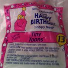 McDonalds Happy Meal Happy Birthday Tiny Toons toy*