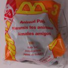 McDonalds Happy Meal Animal Pals Yak toy*