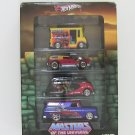 Masters of the Universe Hot Wheels 4 Pack*
