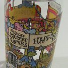 The Great Muppet Caper Glass - Happiness Hotel*