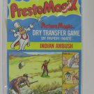 Presto Magix Indian Ambush FACTORY SEALED*