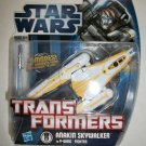 STAR WARS TRANSFORMERS: ANAKIN to Y-WING