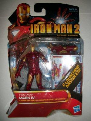 IRON MAN 2 MARK IV Action Figure