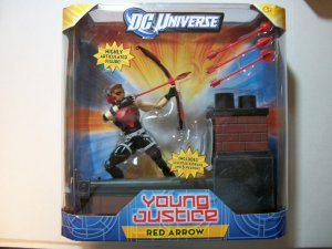 YOUNG JUSTICE DELUXE RED ARROW Action Figure