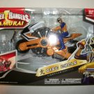 POWER RANGERS SAMURAI DISC CYCLE Vehicle