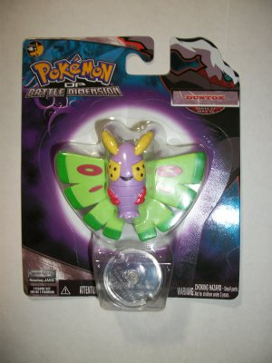POKEMON DUSTOX (Series 3) Action Figure