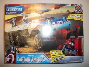 CAPTAIN AMERICA STRIKE FIRE Vehicle