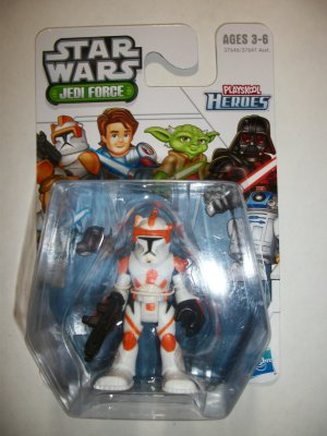 STAR WARS JEDI FORCE COMMANDER CODY Action Figure