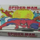 Amazing Spider-Man Fantastic Four Board Game 1977*