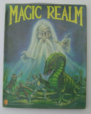 Magic Realm Game - Avalon Hill 1979*
