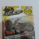 G.I. Joe Retaliation Wheel Blaster Bike w/FIREFLY*