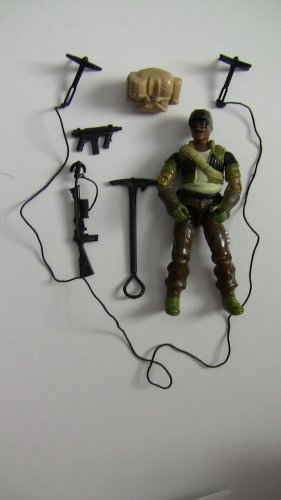 G.I Joe ALPINE 1985 Loose COMPLETE*