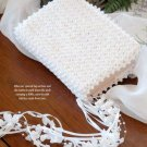 W035 Crochet PATTERN ONLY Bride's Bible Cover Pattern Wedding