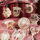 X524 Crochet PATTERN Book ONLY Springtime Ornaments Christmas