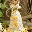 Y462 Crochet PATTERN ONLY Demure Debbie Doll Toy Pattern Sweet Delicate