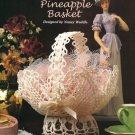 Y064 Crochet PATTERN ONLY Pineapple Basket