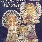 X583 Crochet PATTERN Book ONLY Angels of Blessing Christmas Ornaments Dolls