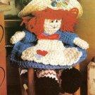 X584 Crochet PATTERN ONLY Raggedy Rag Doll Amy Pattern