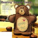 Y846 Sewing PATTERN ONLY Sweet Treats Candy Bear Gift Pattern