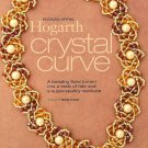 Y596 Bead PATTERN ONLY Beaded Hogarth Crystal Curve Sparkly Necklace Pattern