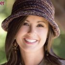 X262 Crochet PATTERN ONLY Self-Stripe Cloche Hat Pattern
