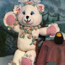X310 Crochet PATTERN ONLY Rosie the Bear Doll Pattern Toy