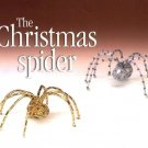 Y425 Bead PATTERN ONLY Christmas Spider Ornament Pattern