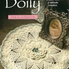 Y392 Crochet PATTERN ONLY Snow Flower Doily Pattern