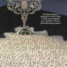 X427 Crochet PATTERN ONLY Hanukkah Doily Pattern