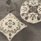X683 Cross Stitch PATTERN ONLY Heirloom Christmas Ornaments or Sachets