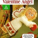 X845 Crochet PATTERN ONLY Valentine Angel Doll Pattern