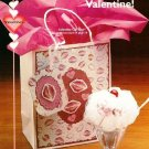 X581 Craft PATTERN ONLY Bath Salts Sundae and Gift Bags Patterns