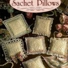 X210 Crochet PATTERN Book ONLY Victorian Sachet Pillow Pattern