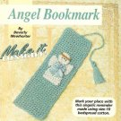 Y157 Crochet PATTERN ONLY Sweet Angel Bookmark