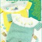 W095 Crochet PATTERN ONLY Cutie-Pie Baby Bubble Suits Onesie Pattern