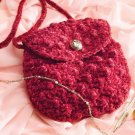 W173 Crochet PATTERN ONLY Girls Night Out Little Bag or Purse Pattern