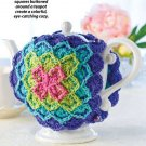 Y822 Crochet PATTERN ONLY Bavarian-Stitch Teapot Cozy Pattern
