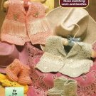 Y177 Crochet PATTERN ONLY Li'l Cowpokes Cowgirl & Cowboy Boots Vest