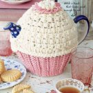 X230 Crochet PATTERN ONLY Sweet Cupcake Tea Cozy Pattern