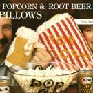 Y417 Crochet PATTERN ONLY Hot Popcorn & Root Beer Mug Pillow Patterns