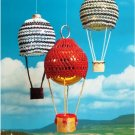 X833 Bead PATTERN ONLY Beaded Balloon Christmas Ornament Cover Pattern