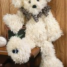 W235 Crochet PATTERN ONLY Rags the Teddy Bear Toy Doll Pattern